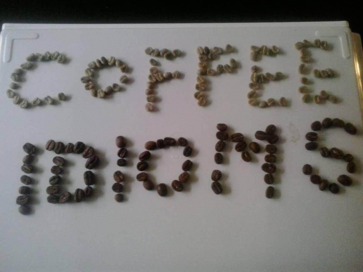 Fun~coffee ~Idioms~